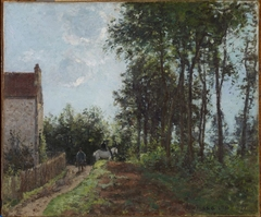 The Road Near the Farm