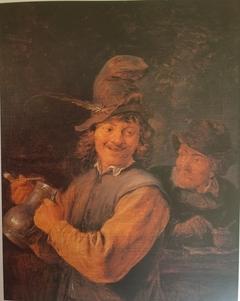 The Smoking Drinker