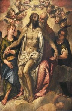 The Trinity (Gnadenstuhl, Throne of Grace)