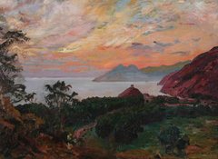 Tropical Coastal View