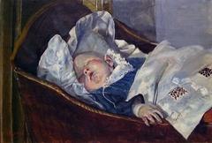 Tulla, the Artist's Grandchild