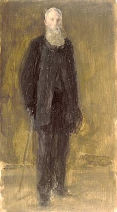 Portrait of George A. Lucas