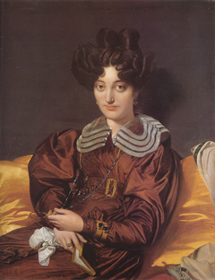 Madame Marie Marcotte