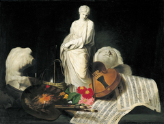The Attributes of the Arts