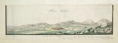 Veeplaats van Hermanus Engelbregt, nabij de Kamiesbergen