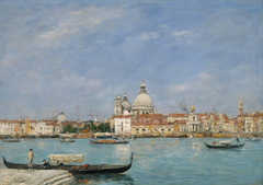 Venice, Santa Maria della Salute from San Giorgio