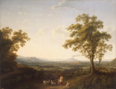 View of Caserta