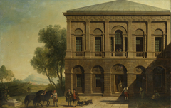 View of the House of General Wade