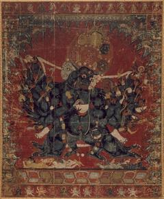 Yamantaka Vajrabhairava