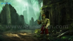 3D – Buddy Warrior Creature Character Animation Modeling Design By Game Development Companies