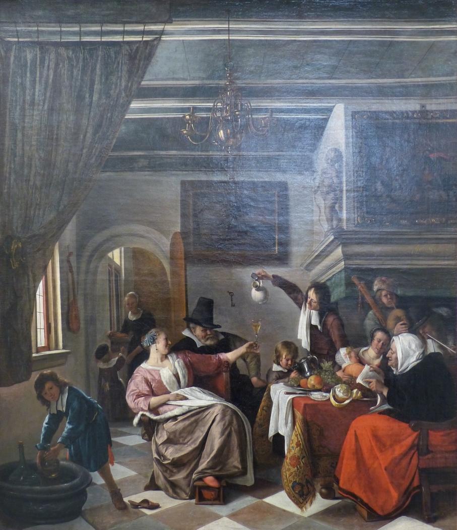 A Merry Family Feast