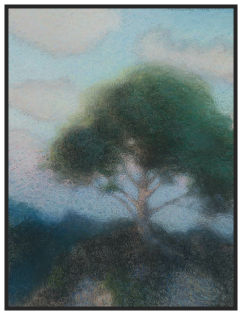 A Tree at Dawn