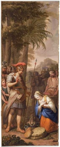 Abigael voor David