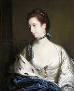 Anne, Countess of Strafford (c. 1715 - 1785)