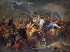 Bataille de Josué contre les Amalécites