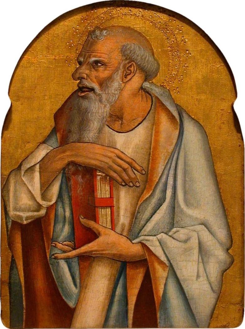 Bearded Apostle