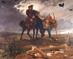 Casimir the Restorer returning to Poland.