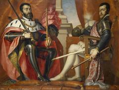 Charles V and Philip II