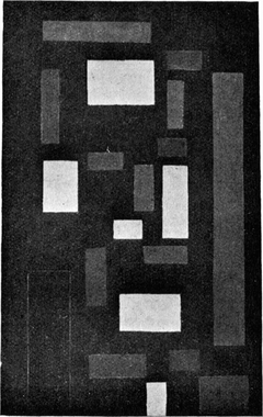 Composition VI (on black fond)