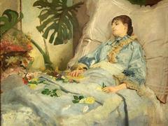 Convalescent Woman