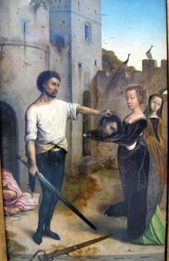 Décollation de saint Jean-Baptiste