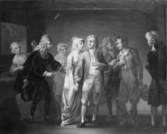 Det lykkelige Skibbrud, IV akt, 6. scene