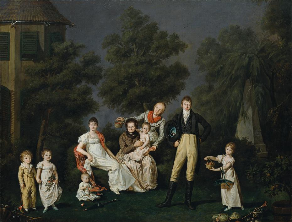 Die Familie Wallner