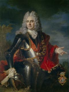 Don José de Rozas y Meléndez de la Cueva, first Count of Castelblanco
