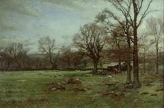 Early Spring, Dolcwm, Talycafn