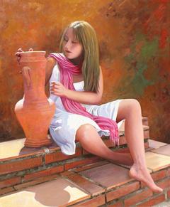Elena by Jose Higuera