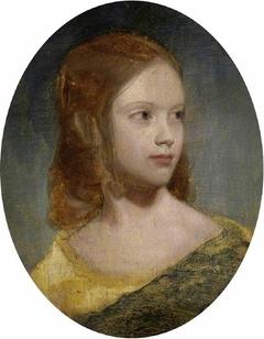 Emma Sandys, the artist's sister