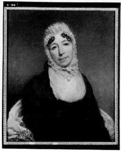 Eva Frederica Rutgers (1764-1826)