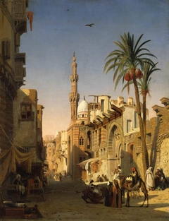 Ezbekiah Strieet in Cairo