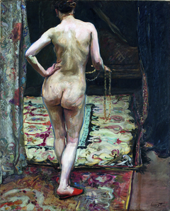Female Nude from the Back