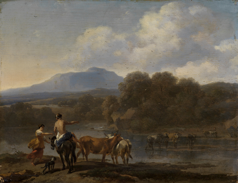 Ford in Southern Landscape