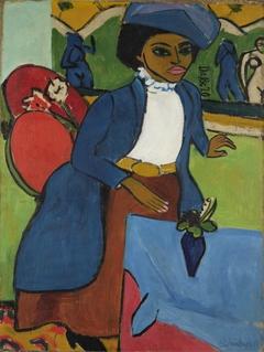 Frauenbildnis (Portrait of a Woman)