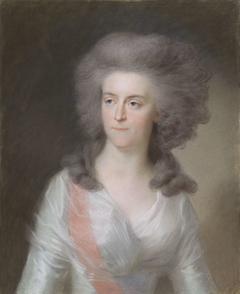 Frederika Sophia Wilhelmina (Wilhelmina; 1751-1820), prinses van Pruisen. Echtgenote van prins Willem V