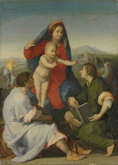 Heilige Familie (Kopie nach)