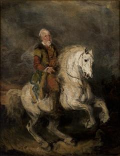 Hetman Stefan Czarniecki on Horseback
