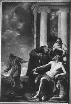 Hll. Hieronymus, Magdalena, Antonius und Franziskus