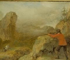 Hunting a Goat