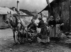 In a Polish Village