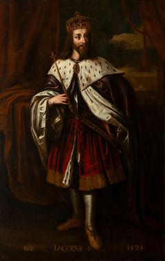 James I, King of Scotland (1394-1437)