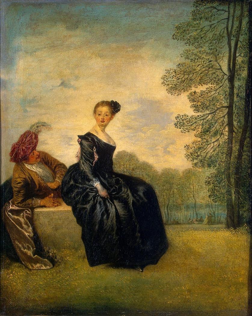 La Boudeuse (The Capricious Girl)