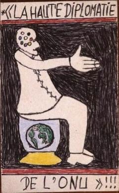 La Haute Diplomatie de l' ONU - Connaissance du Monde (series)