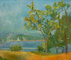 Landscape from Holmsbu