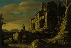 Landscape with Hermes and Battus