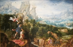 Landscape with the Offering of Isaac