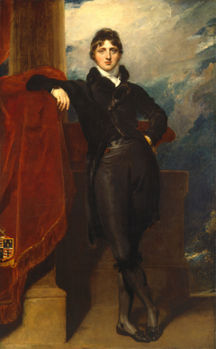Lord Granville Leveson-Gower, later first Earl Granville