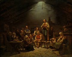 Low Church Devotion (1852)